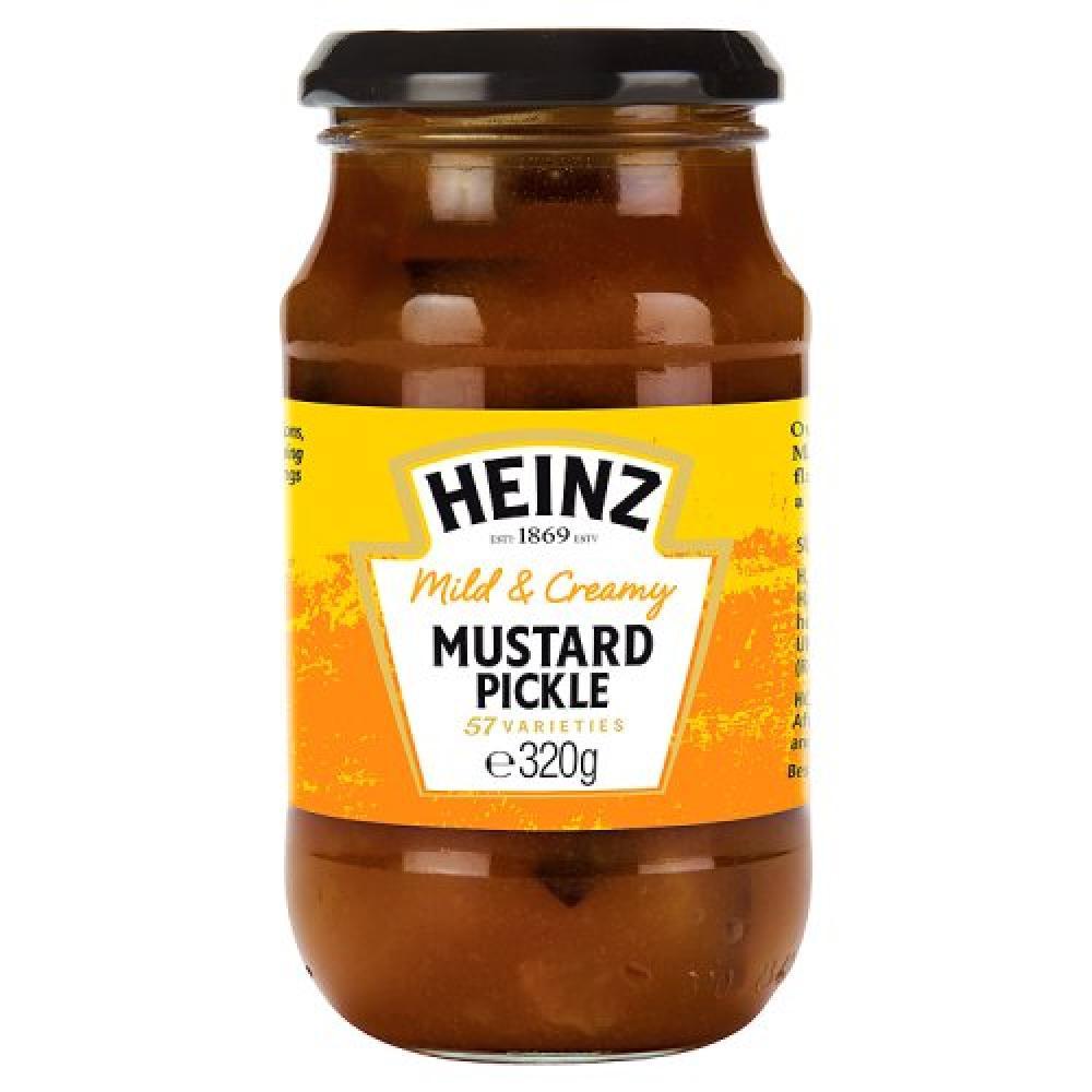 Heinz Mustard Pickle 320g