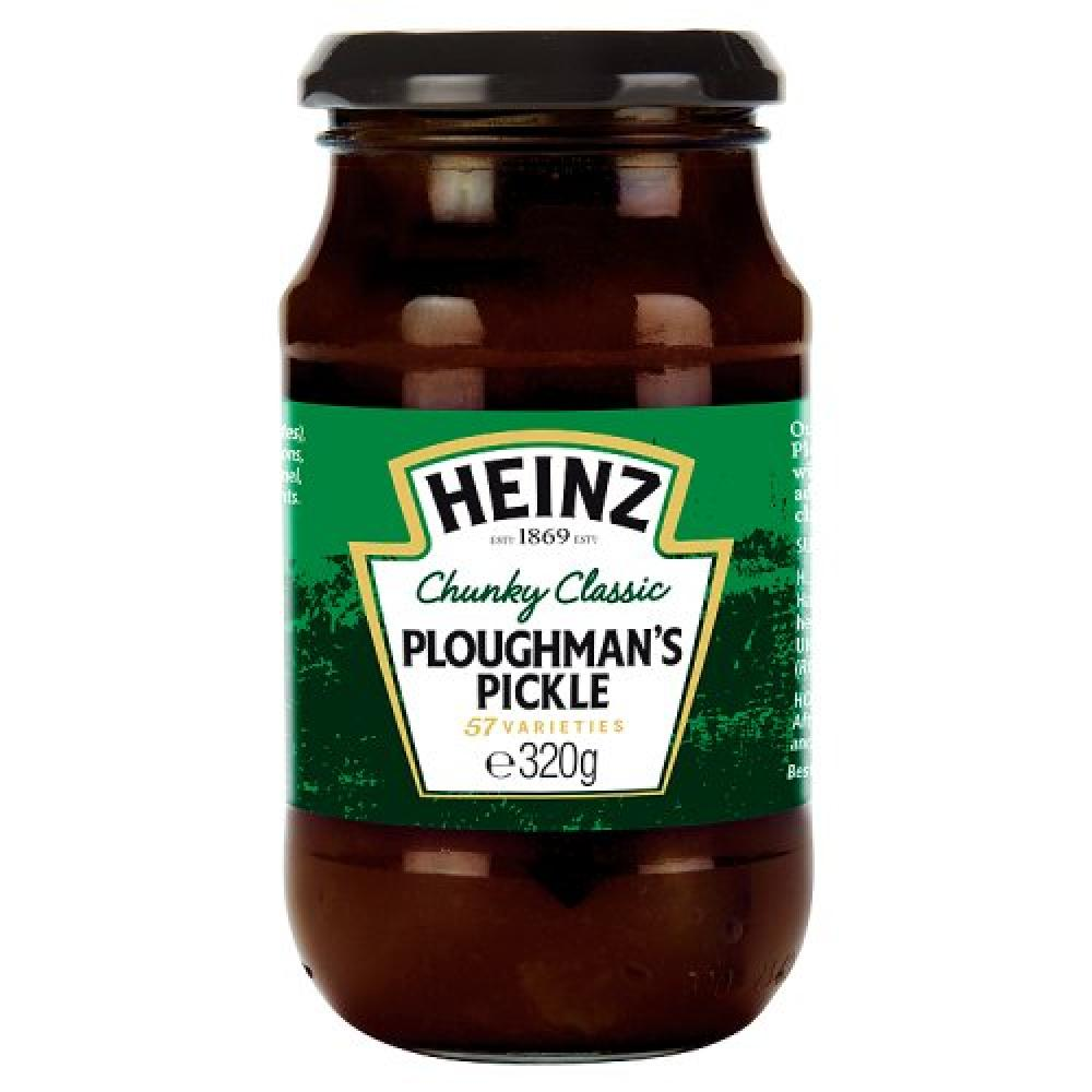 Heinz Ploughmans Pickle 320g