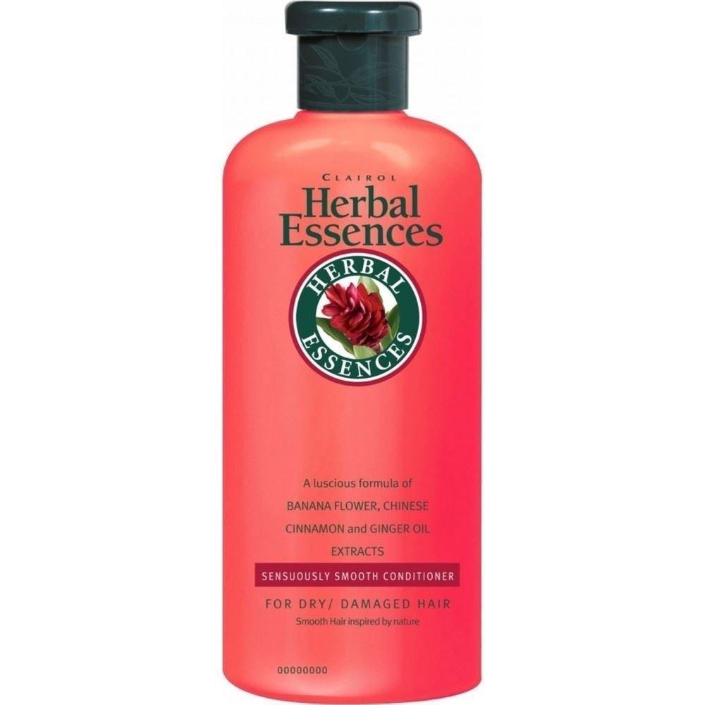 Herbal Essences Sensuously Smooth Conditioner 400ml