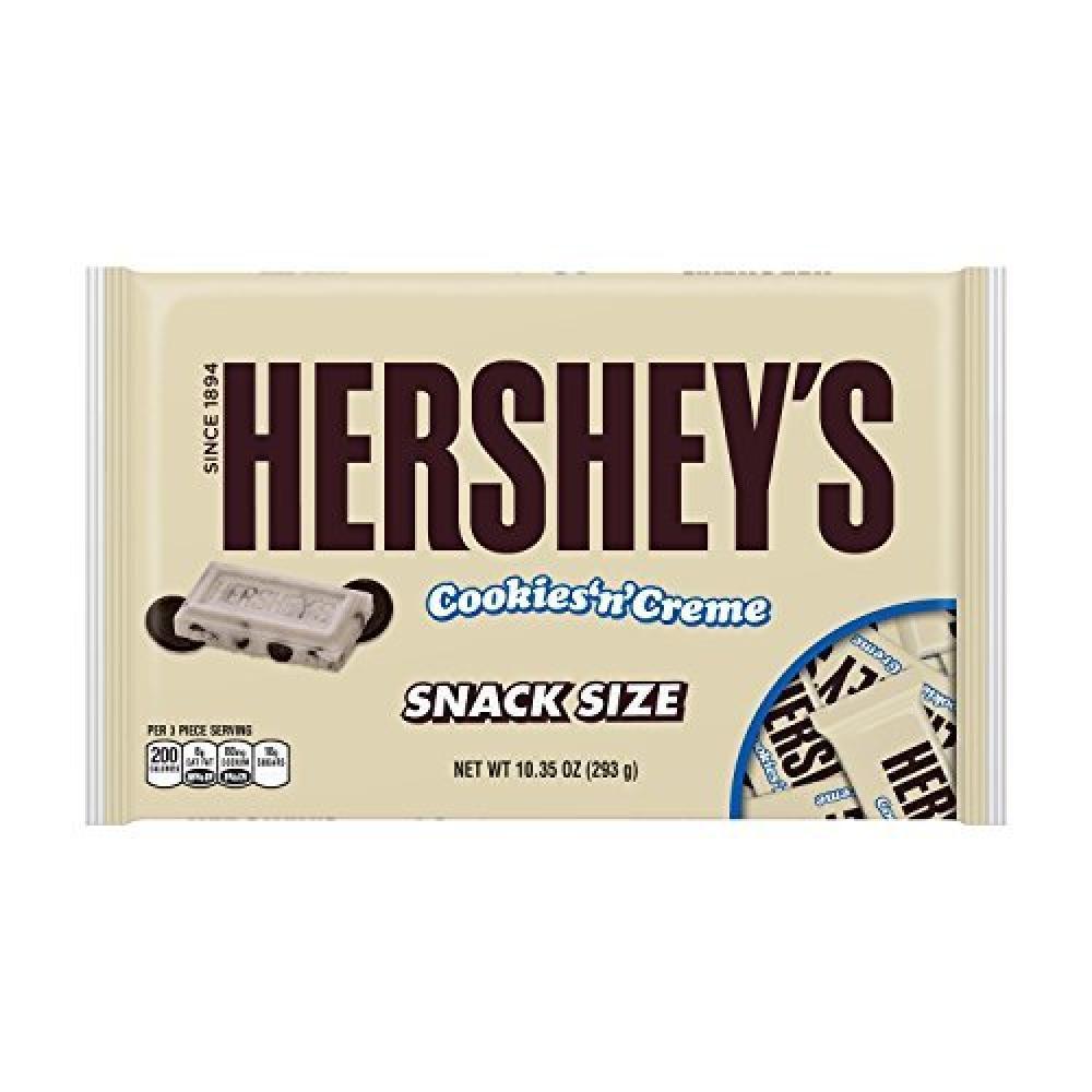 Hersheys Cookies-n-Cream Snack Size 293g