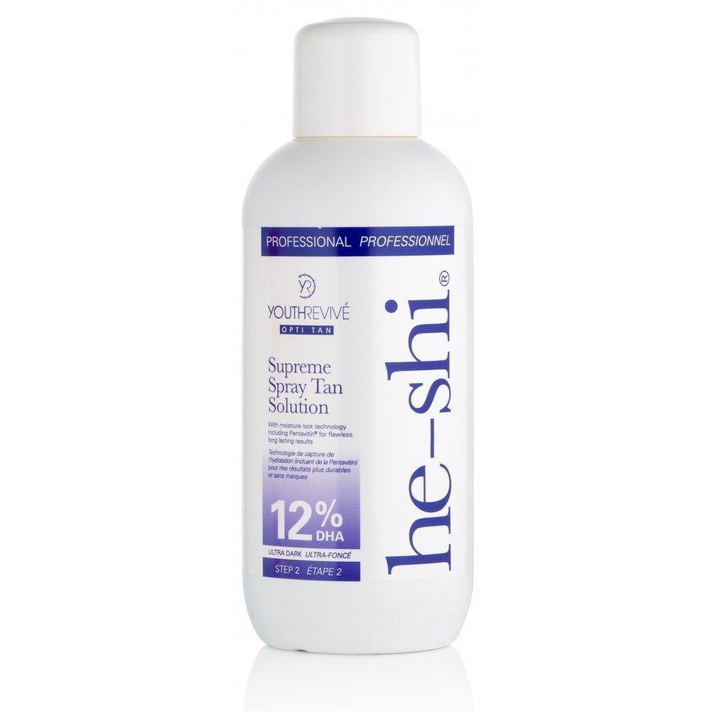 he-shi Supreme Spray Tan Solution 1000 ml