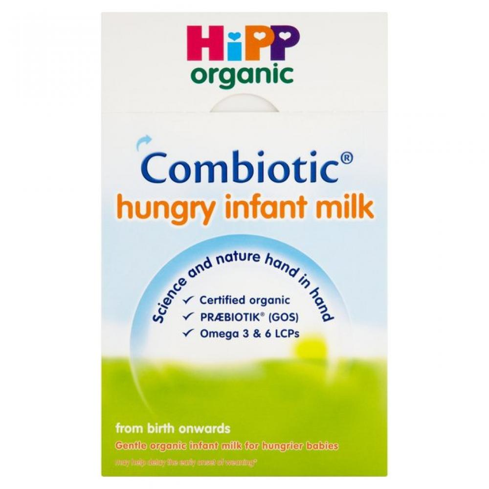Hipp Organic Combiotic Hungry Infant Milk 800g
