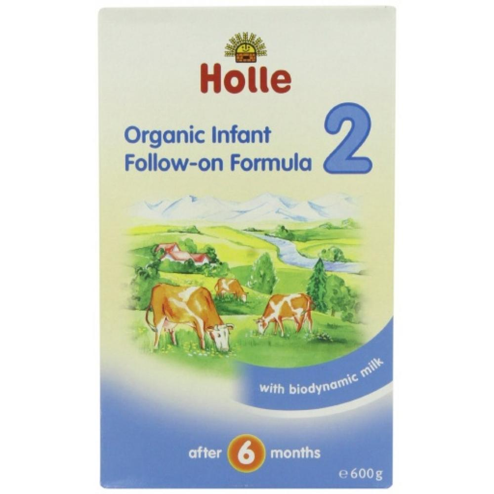 Holle Organic Infant Follow On Formula 2 600g