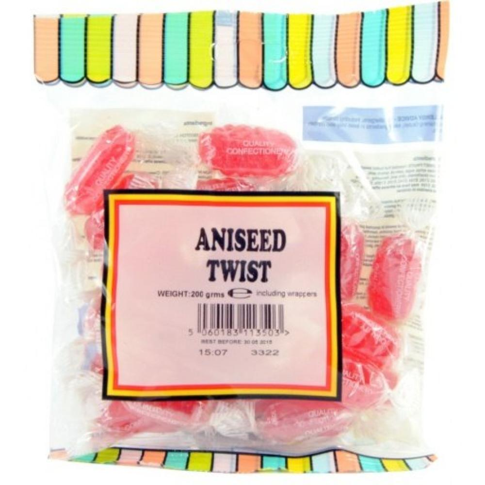 House Of Candy Aniseed Twist 200g