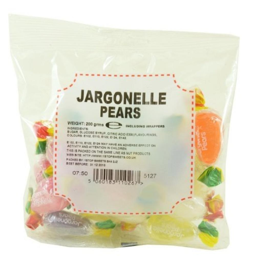 House Of Candy Jargonelle Pears 200g