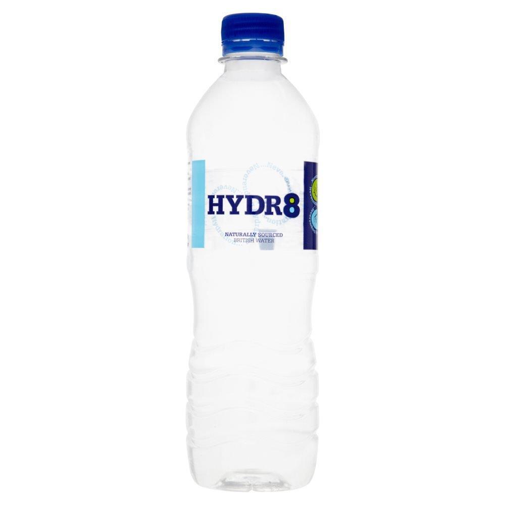 Hydr8 Still Water 500ml