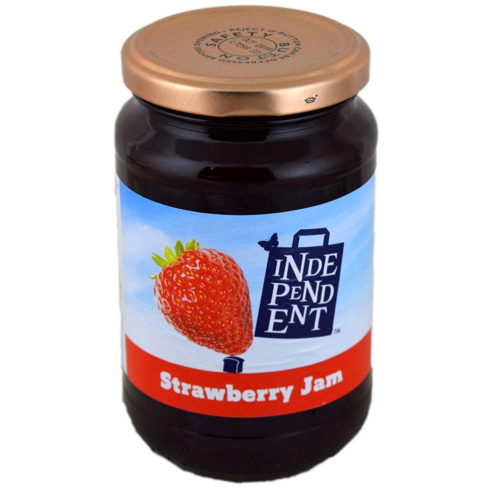 Independent Strawberry Jam 454g