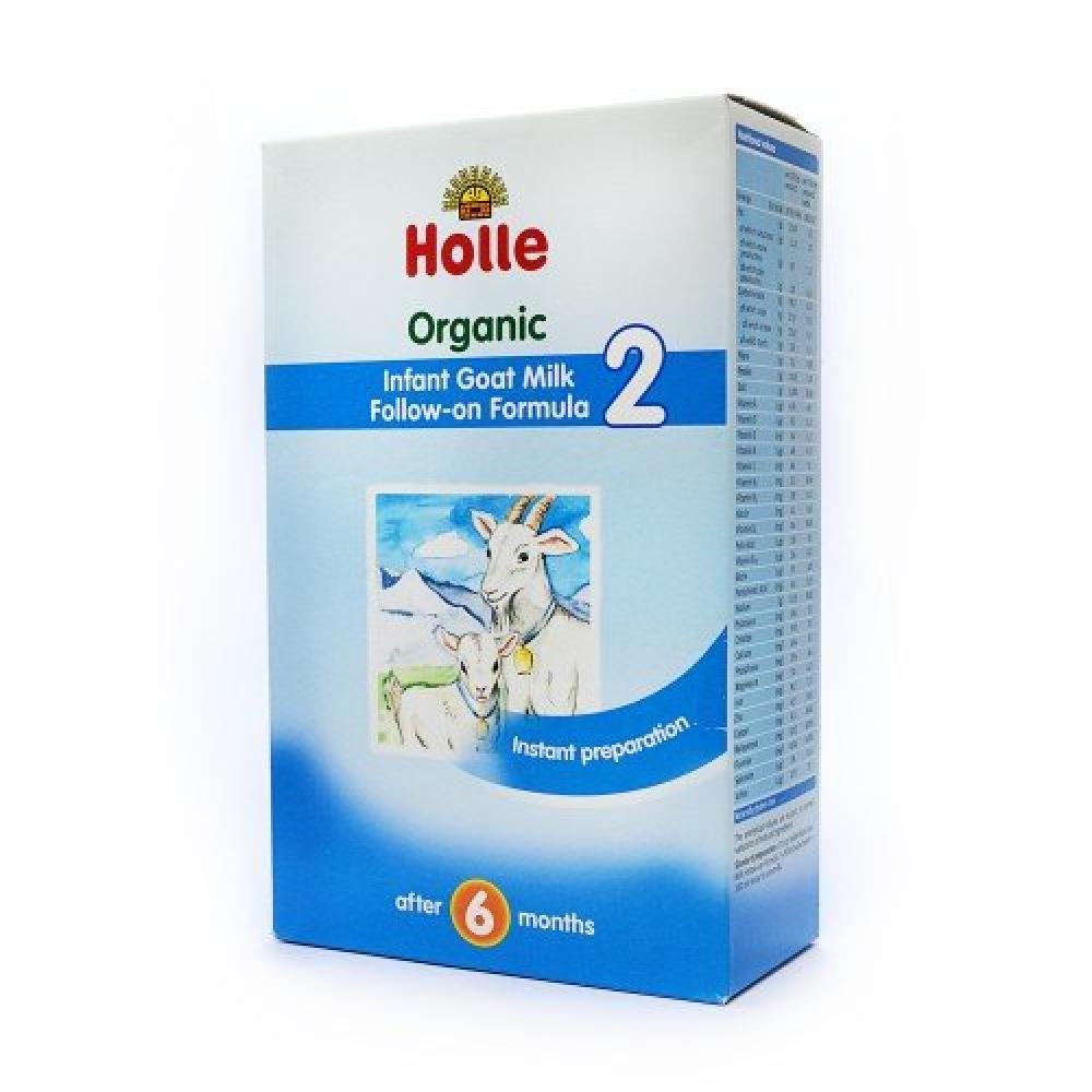 Holle Infant Formula 2 Goat Milk 400 g