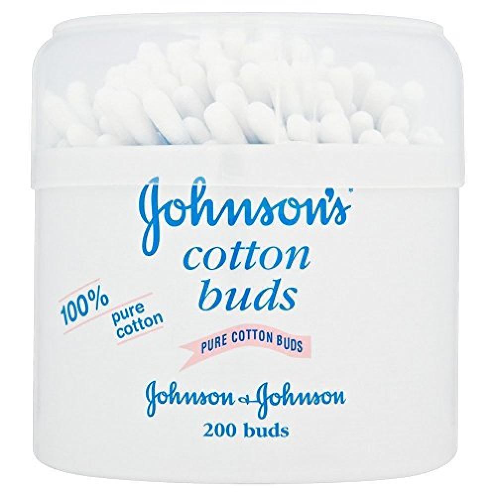 Johnson Baby Cotton Buds