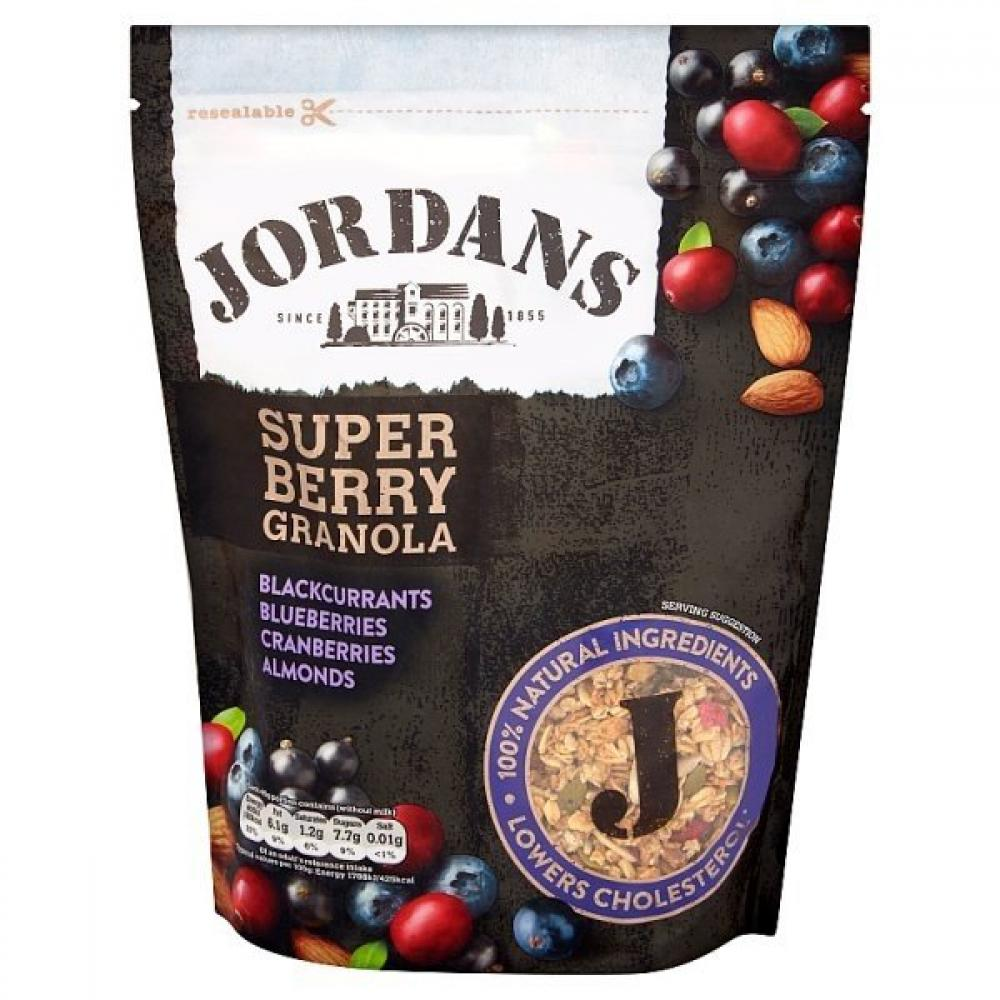 Jordans Super Berry Granola 370g