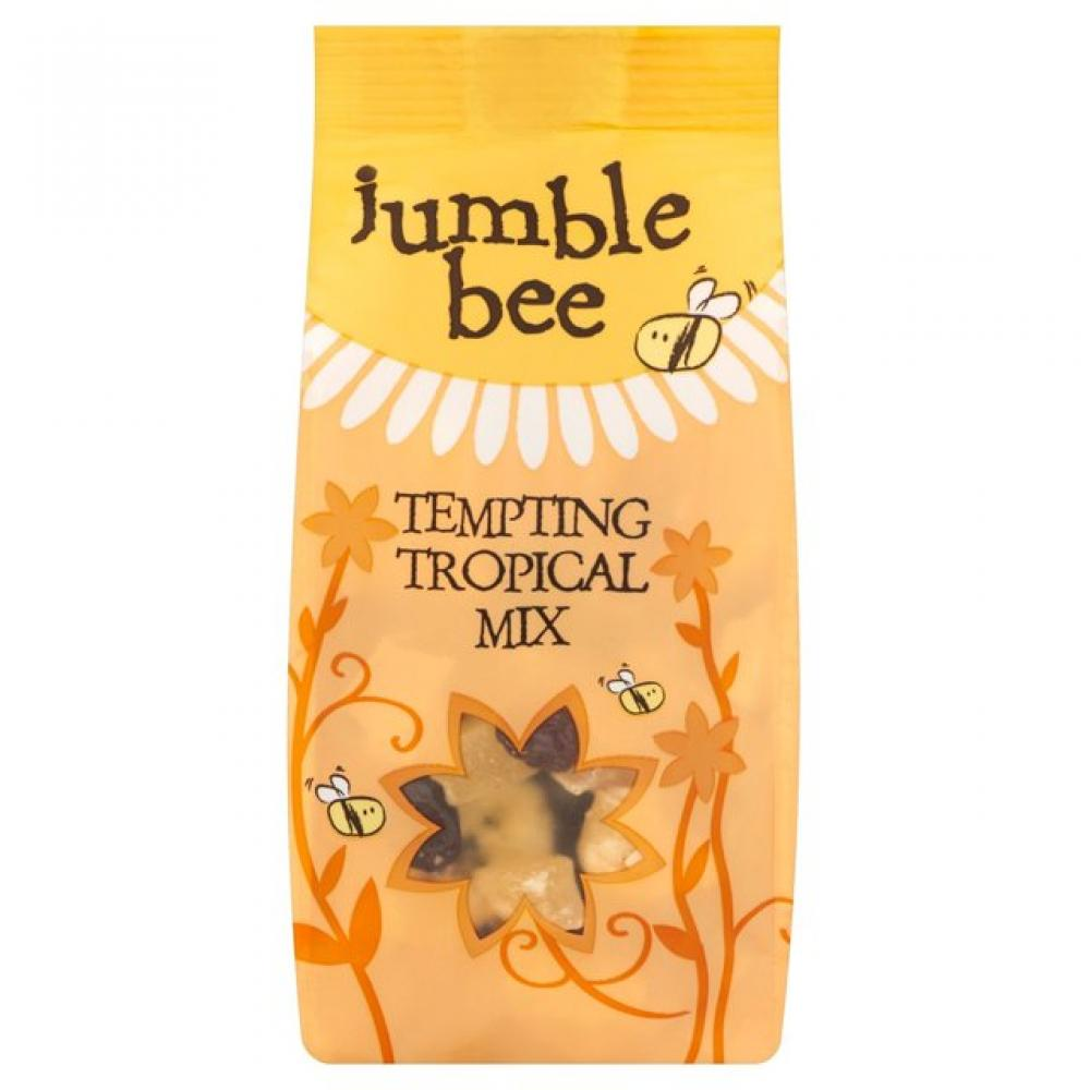 Jumble Bee Tempting Tropical Mix 175g