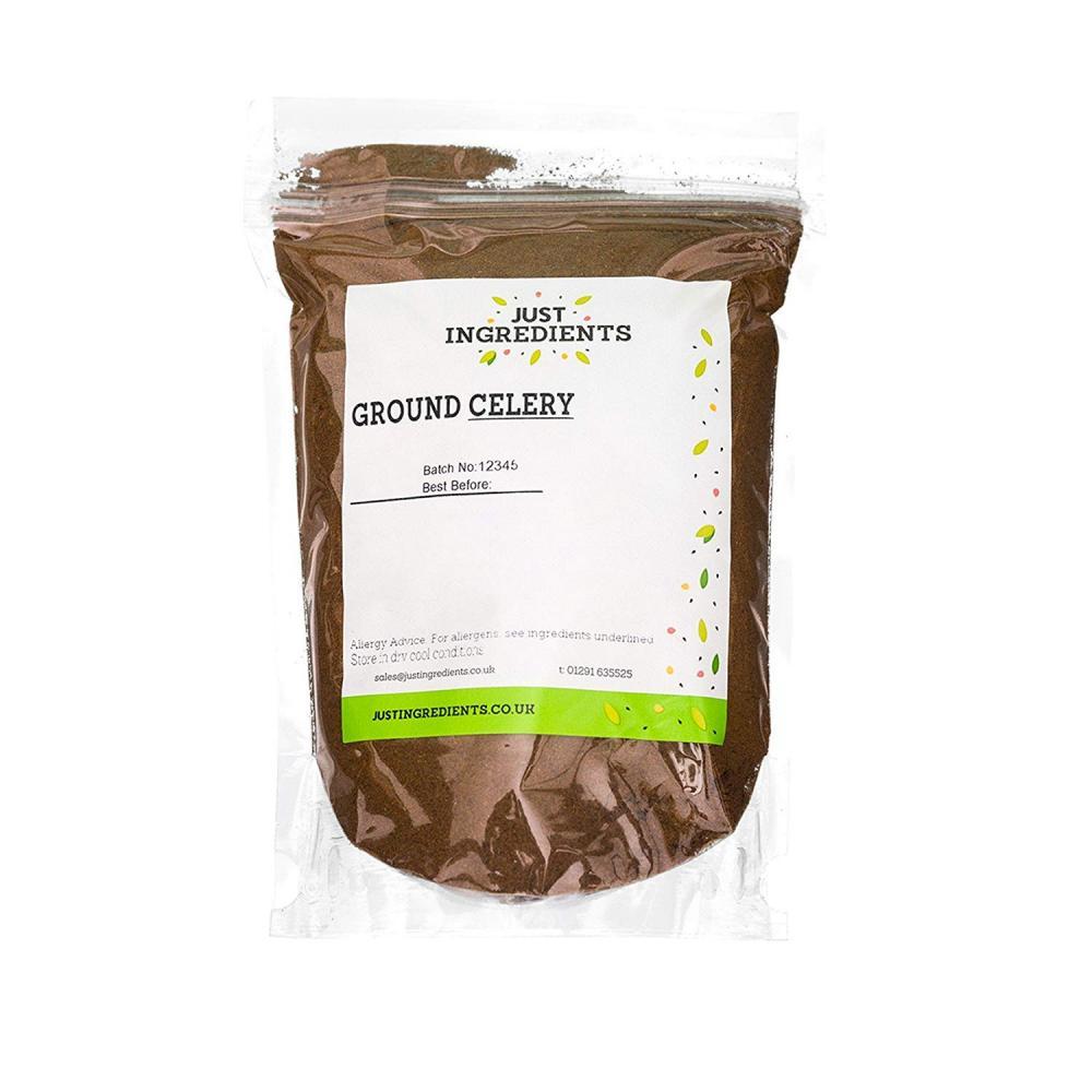 JustIngredients Essential Celery Ground 250 g