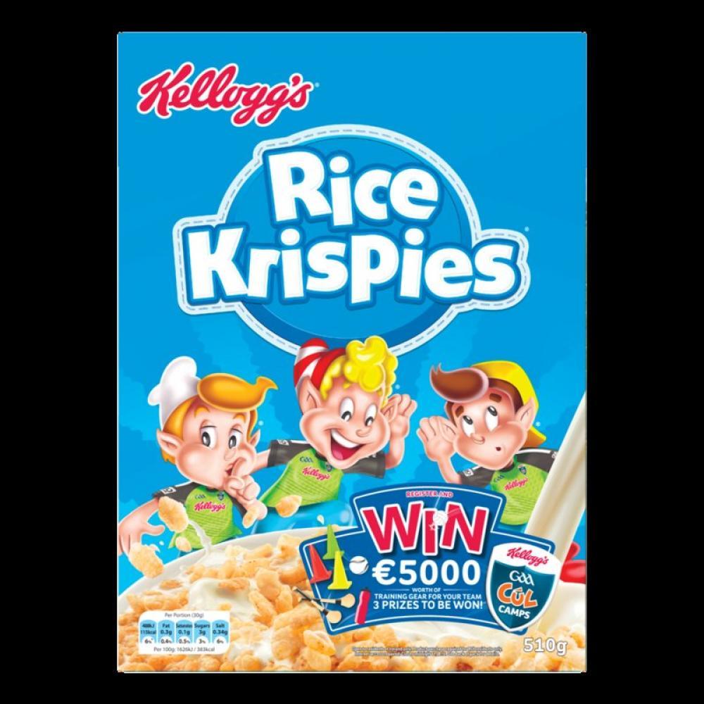 Kelloggs Rice Krispies 510g