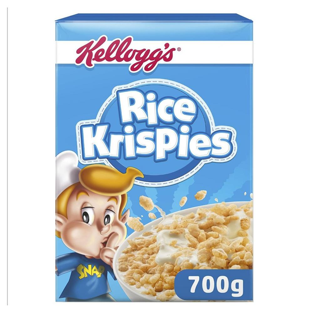 Kelloggs Rice Krispies Cereal 700g