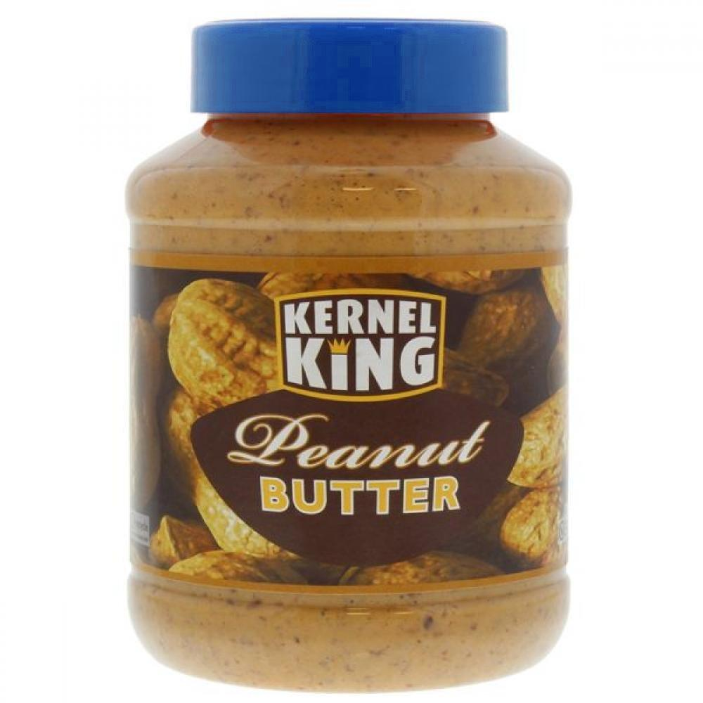 Kernel King Peanut Butter 600g