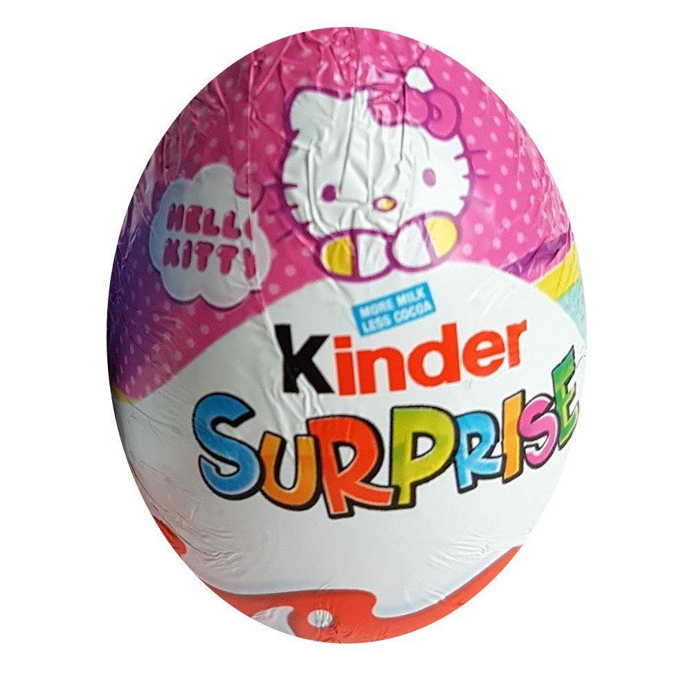 Kinder Surprise Egg Hello Kitty 20g
