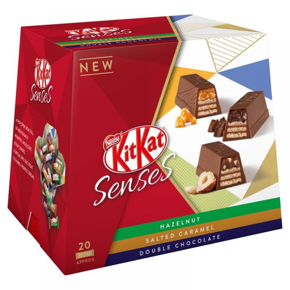 Kit Kat Senses Assorted Box 200g