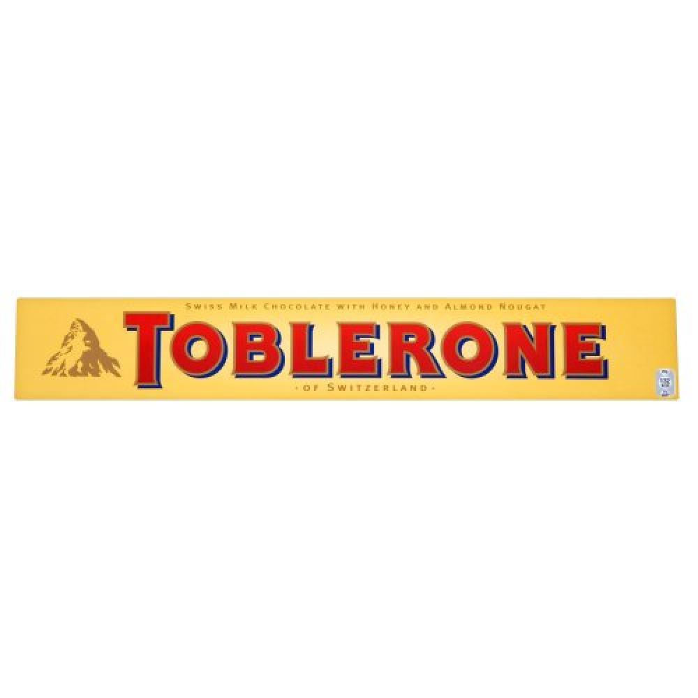 Kraft Toblerone Milk Chocolate 200 g
