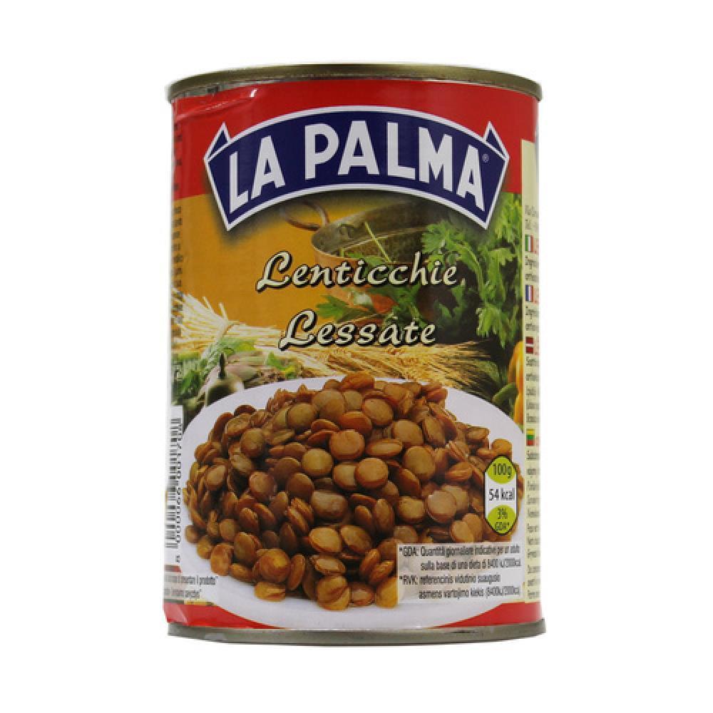 La Palma Lentils 400g