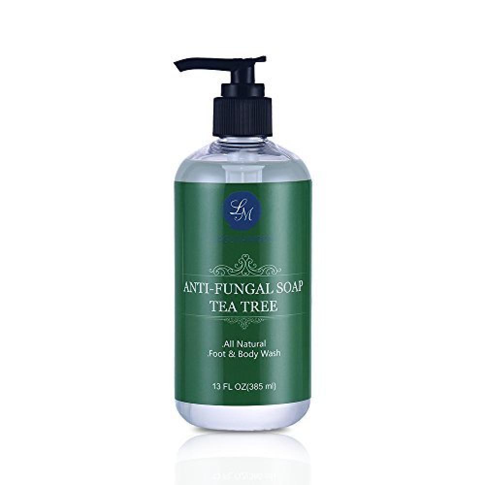 Laguna Moon Antifungal Tea Tree Oil SoapNatural Foot and Body Wash 385 ml
