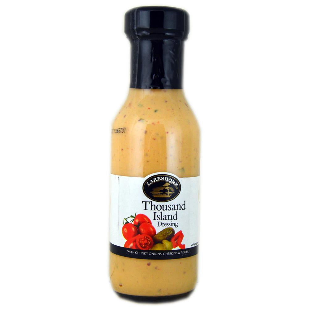 Lakeshore Thousand Island Dressing 250ml 250ml 250ml