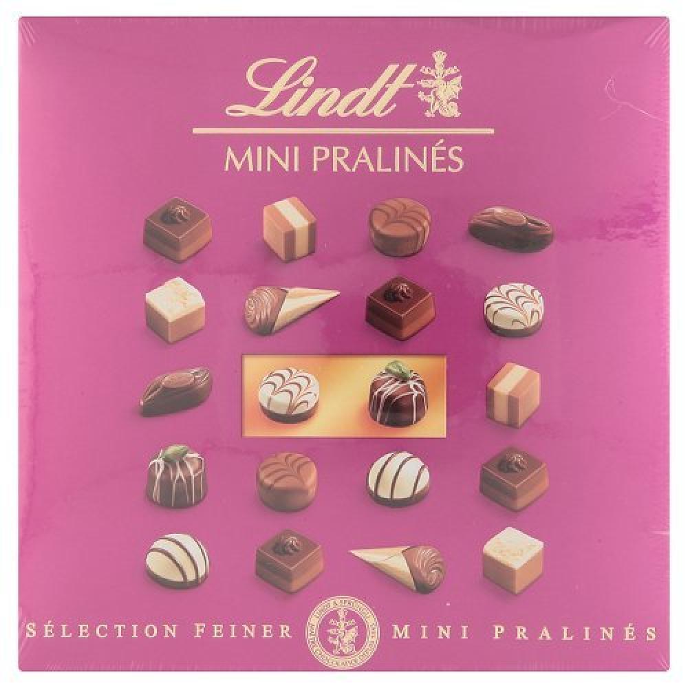 Lindt Mini Pralines Pink 100 g