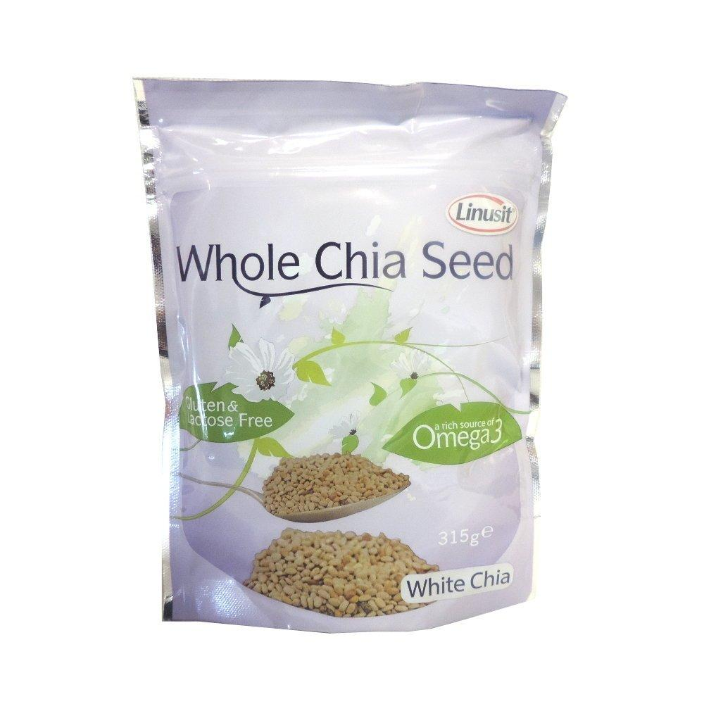 Linusit Whole Chia Seed 315g