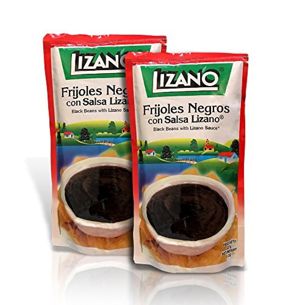 Lizano Black Beans with Lizano Sauce 227g