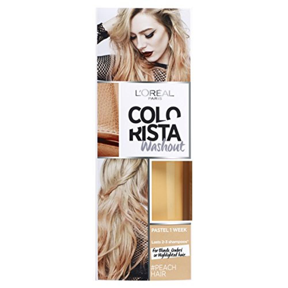 LOreal Paris Colorista Wash Out 1 PeachHair