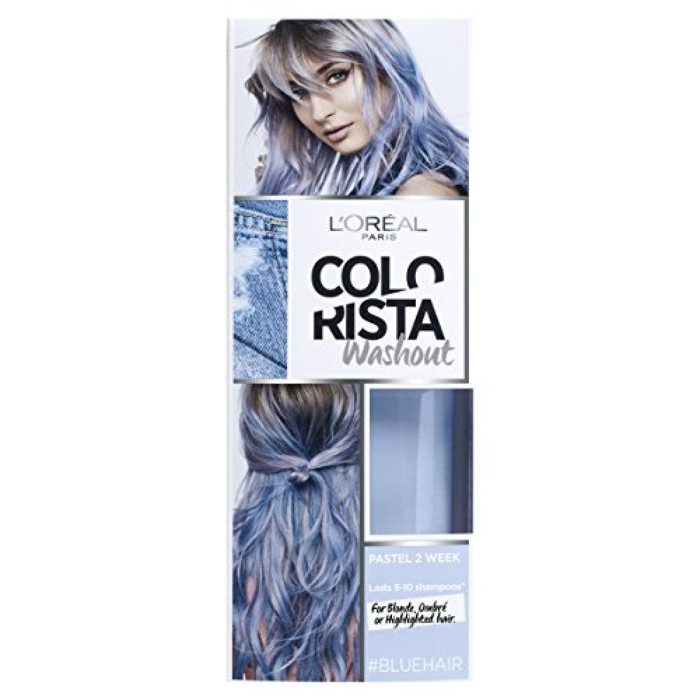 LOreal Paris Colorista Wash Out 6 BlueHair 80 ml