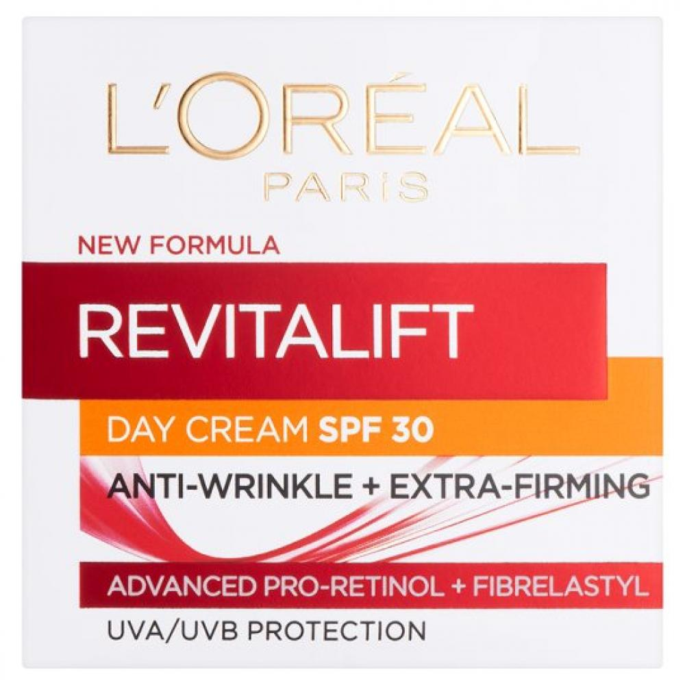 Loreal Paris Revitalift Day Cream Spf30 50ml