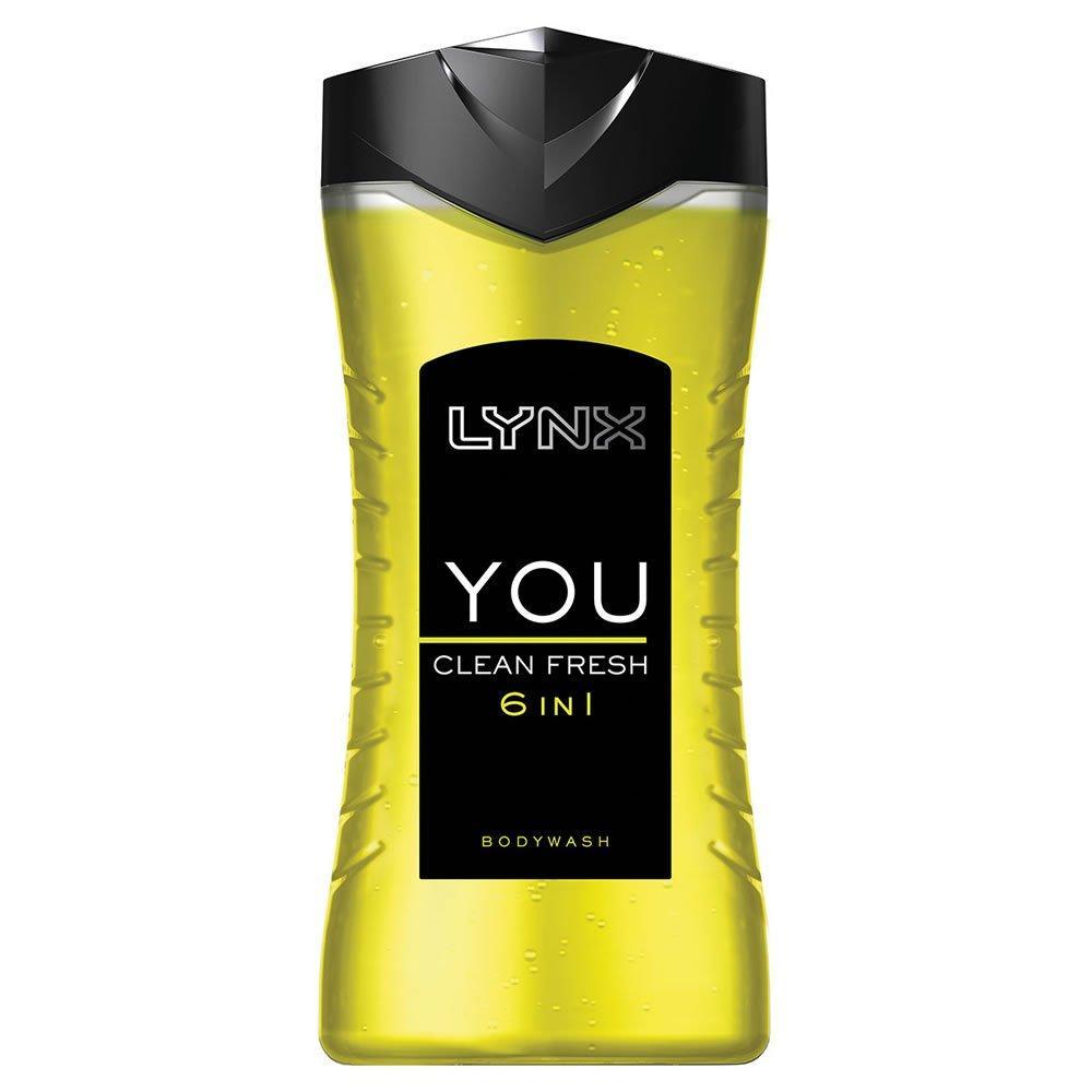 Lynx You Clean Fresh Bodywash 250ml