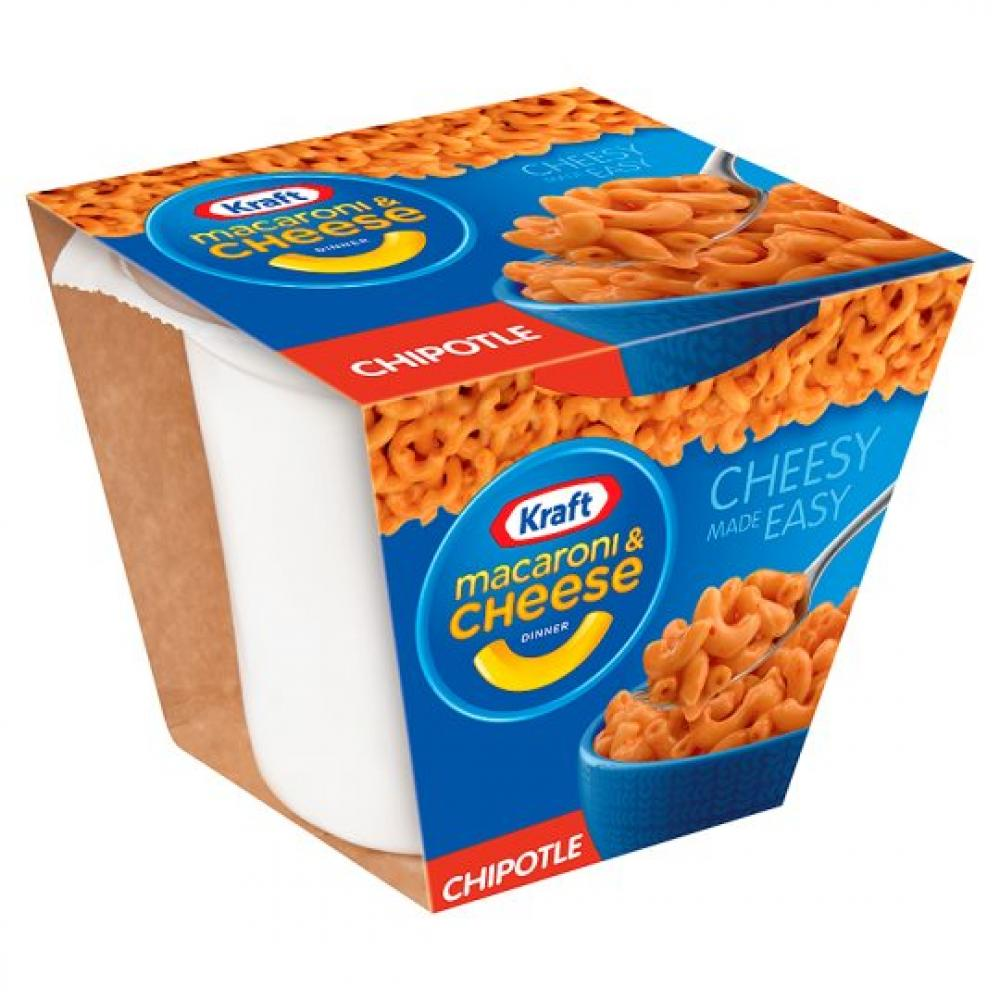 Kraft Macaroni and Cheese with Chiptole 330g