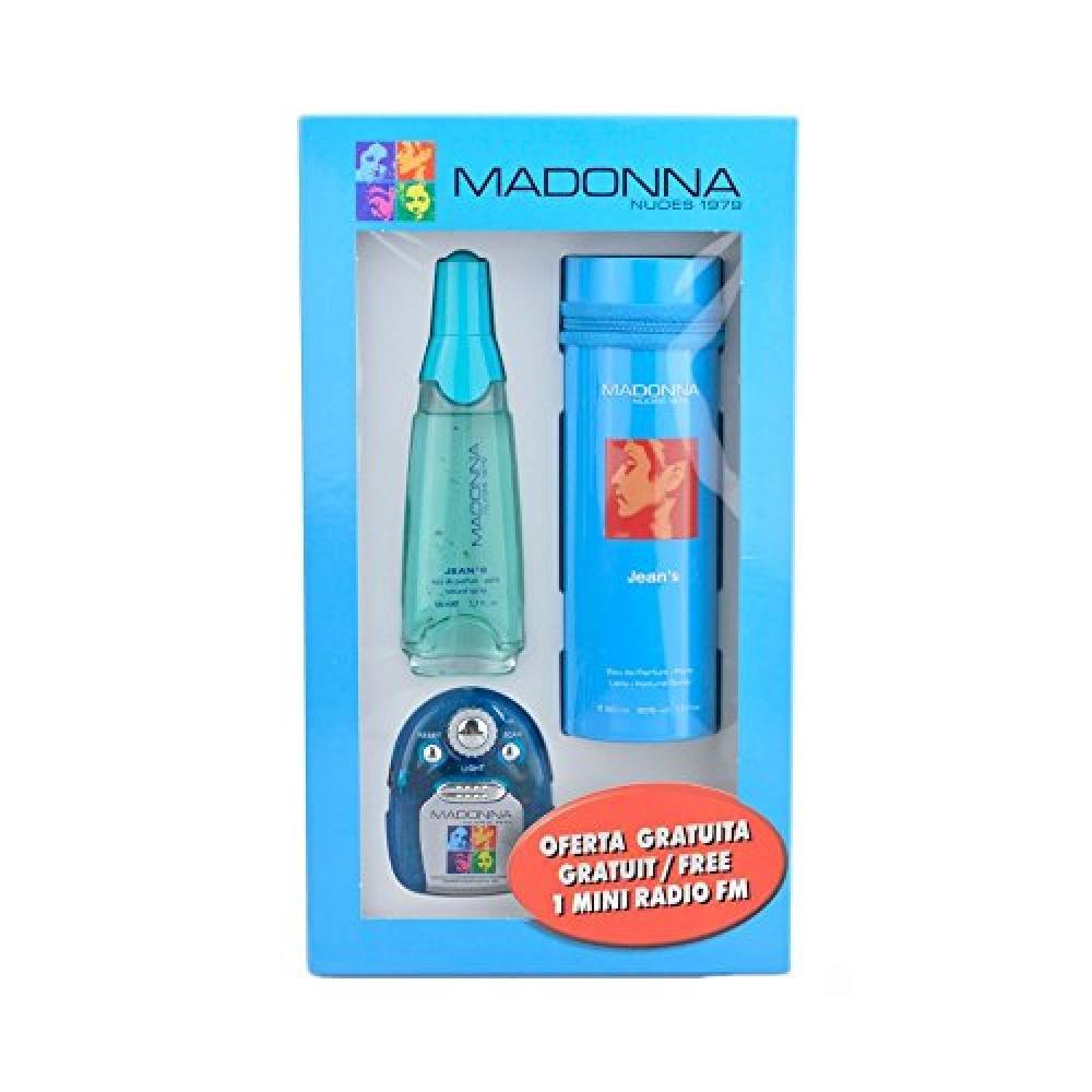 Madonna Nudes 1979 Eau de Parfum Set 50ml