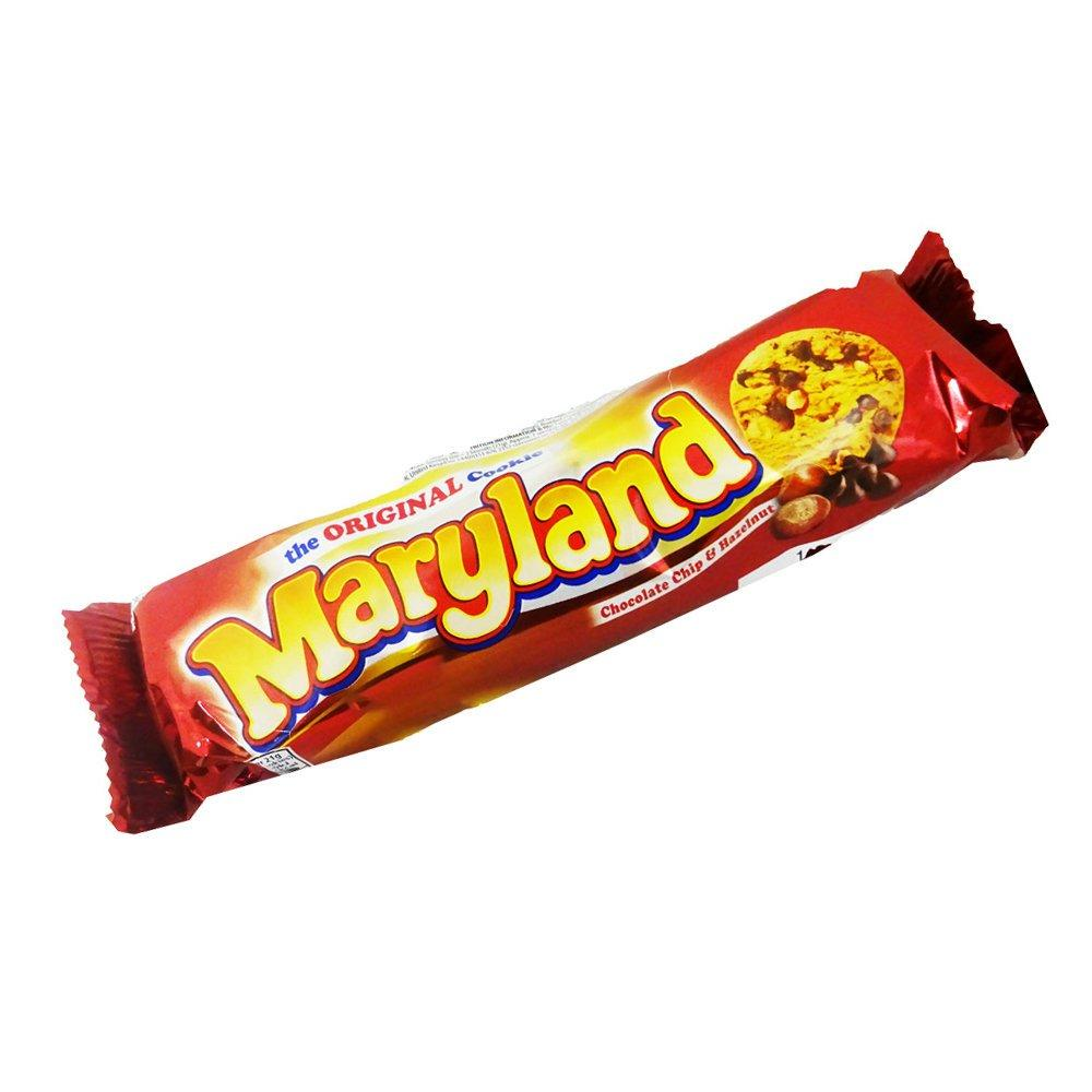 Maryland Choc Chip and Hazelnut 145g