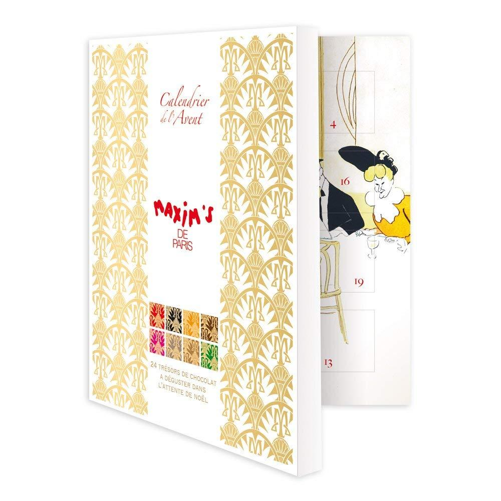 Maxims de Paris Advent Calendar 120g