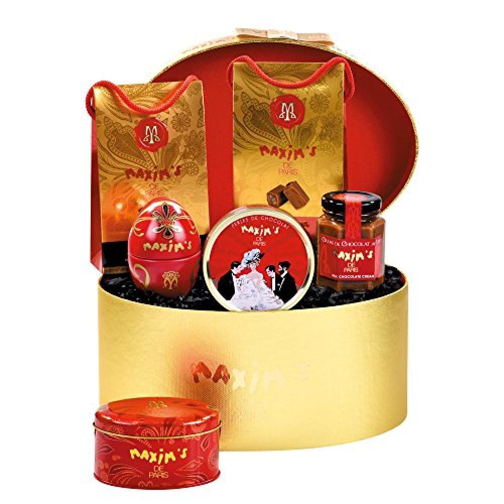 Maxims de Paris Reflets Rouge Gift-Box 460g