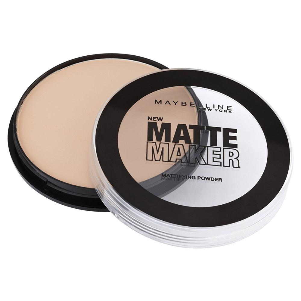 Maybelline Matte Maker Mattifying Powder 10 Classic Ivory 16 g