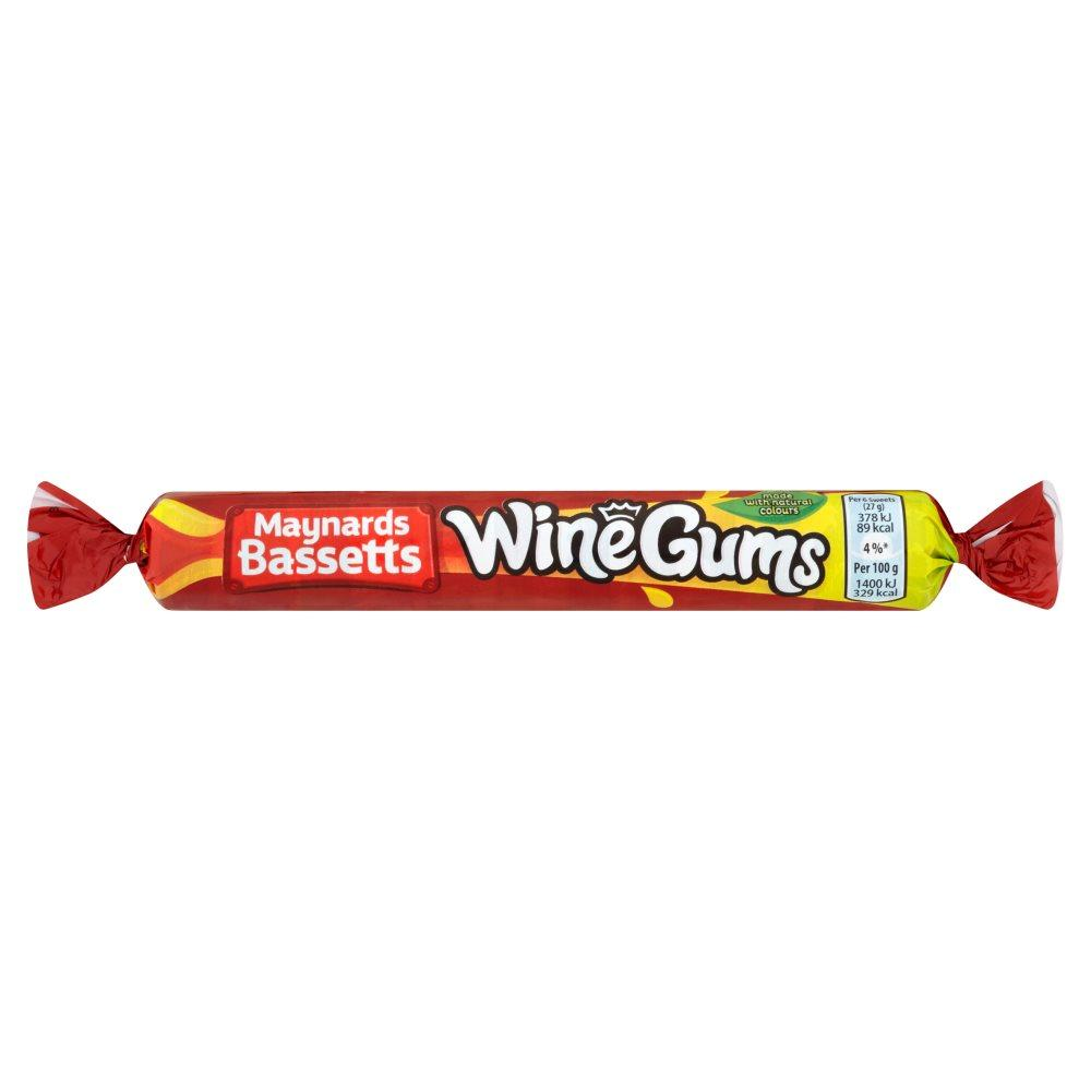 Maynards Wine Gums 52g