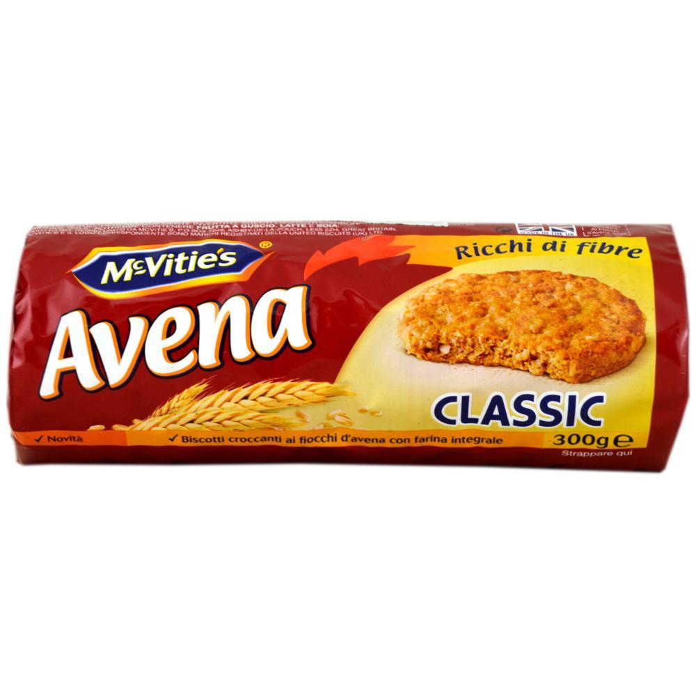 McVities Avena Classic 300g