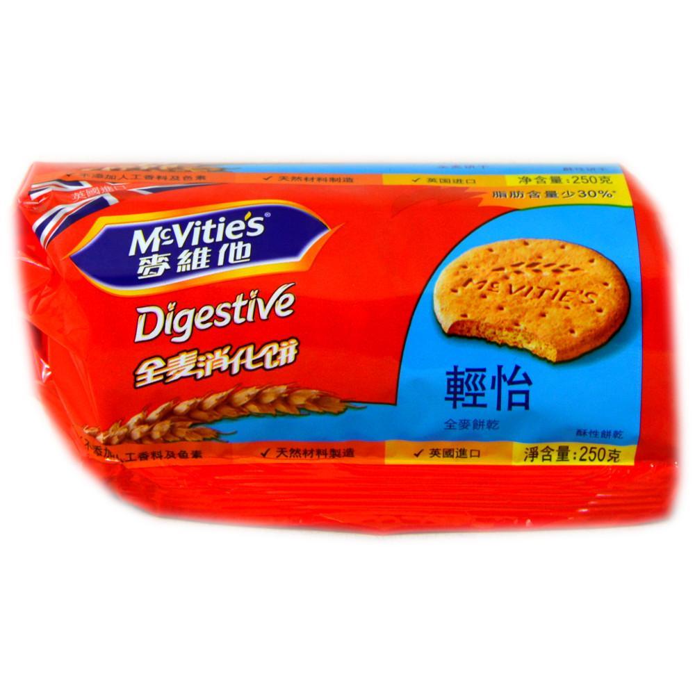 McVities Digestives Light 250g