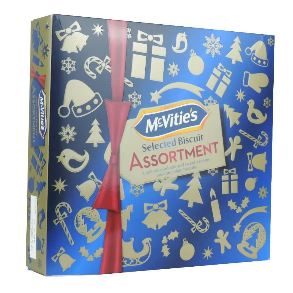 McVities Selected Biscuit Assortment 500g