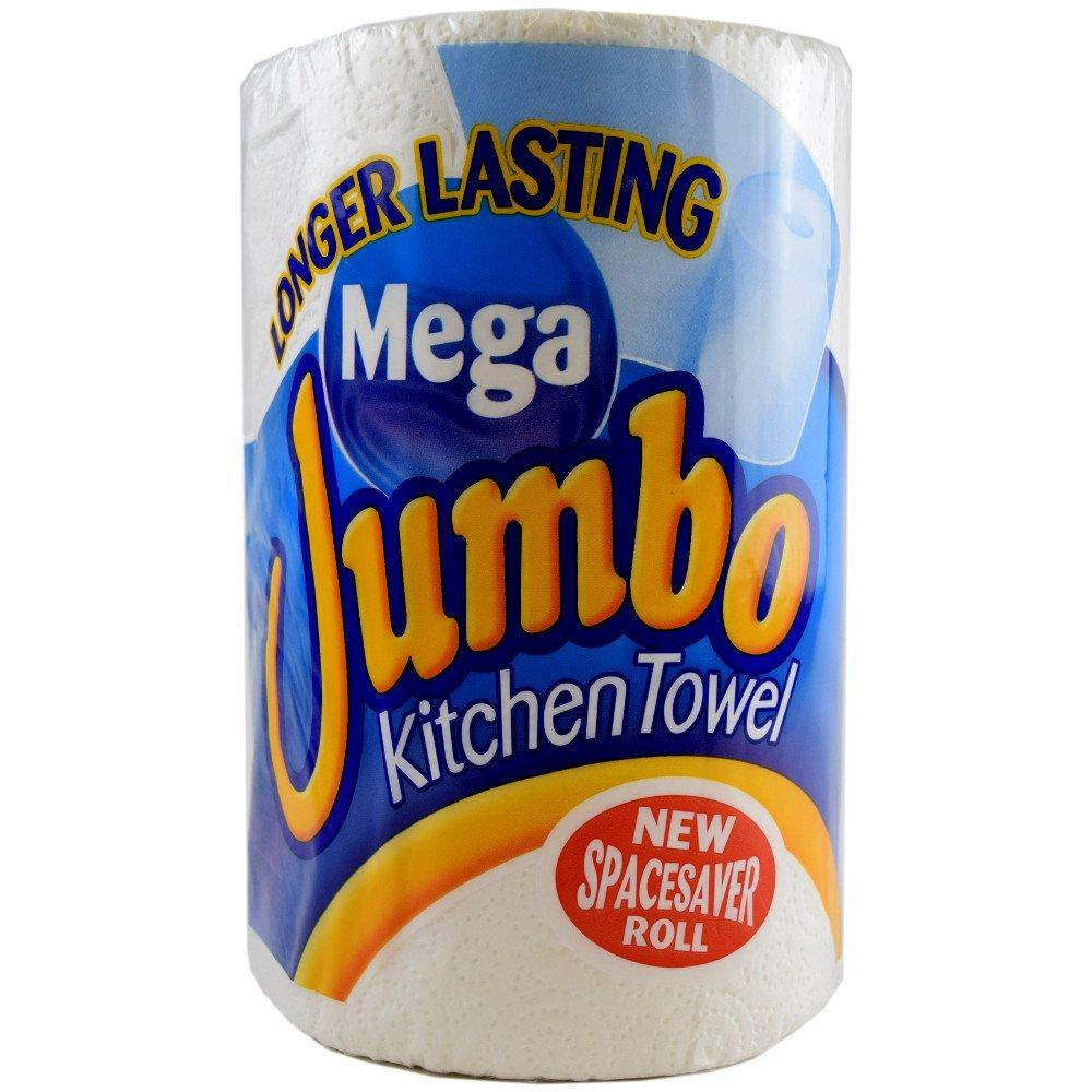 Mega Jumbo Kitchen Roll 220 sheets
