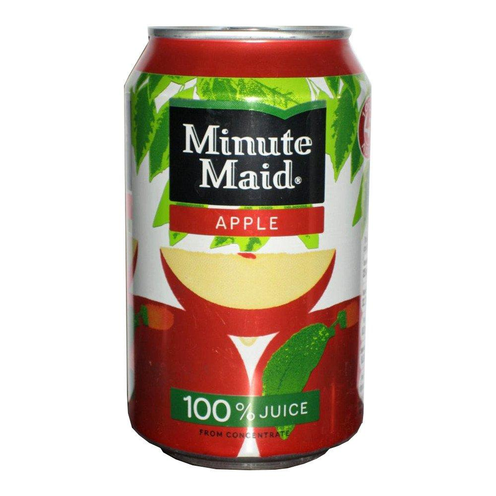 Minute Maid Apple Juice 330ml