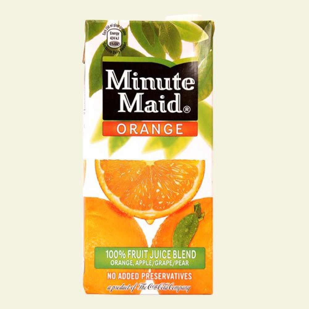 Minute Maid Orange Juice 1 Litre