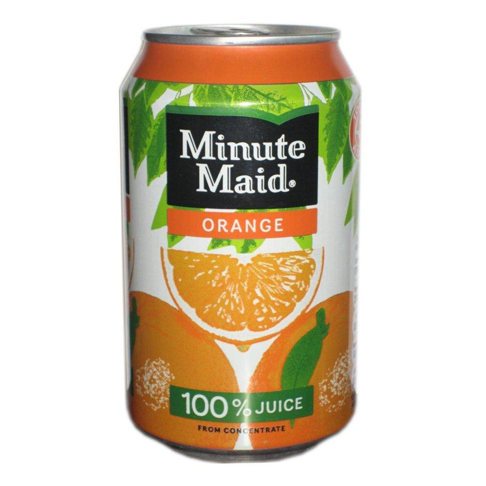 Minute Maid Orange Juice 330ml
