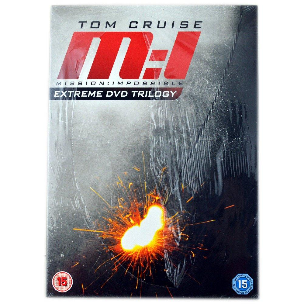 Mission Impossible Extreme DVD Trilogy