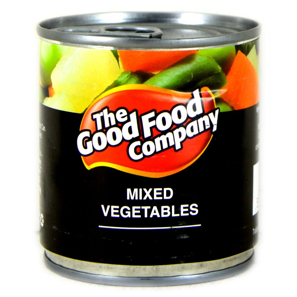The Good Food Company Mixed Vegetables 200g
