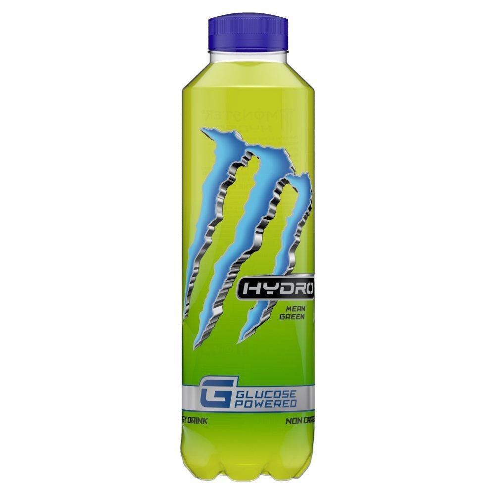 Monster Hydro Mean Green 550ml