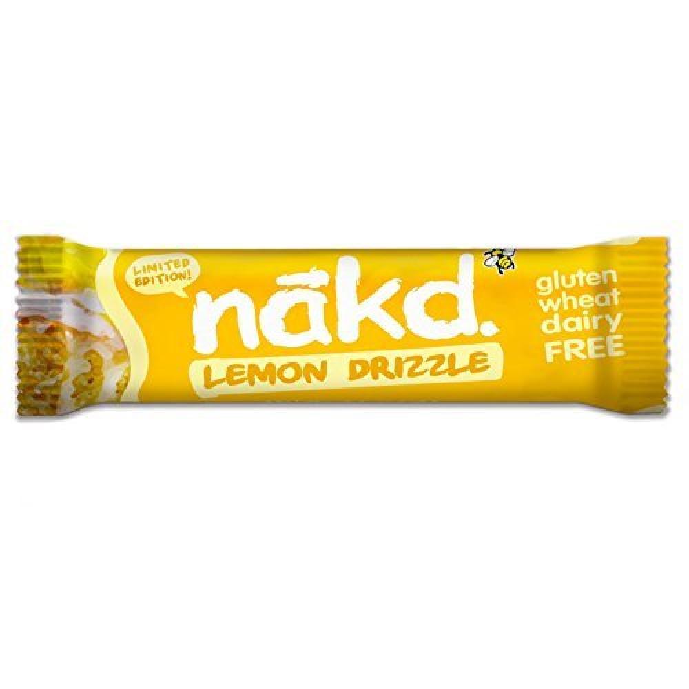 Natural Balance Foods Nakd Lemon Drizzle Bar 35 g
